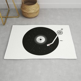 The Music of the Moon and the Stars Rug
