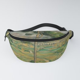 "Paul Cezanne ""Mountain Sainte-Victoire and the Viaduct of the Arc River Valley"" Fanny Pack"