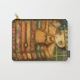 Sleepless Nights With The Princess And The Pea Carry-All Pouch