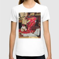 tv T-shirts featuring Television by Lerson