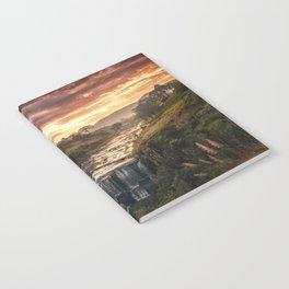 Fire & Water Notebook