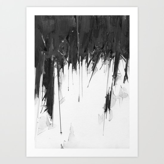 Tracy Art Print