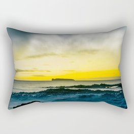 The Infinite Spirit Tranquil Island Of Twilight Maui Hawaii Rectangular Pillow