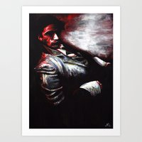 Stand Alone: Gentleman of Fortune Art Print