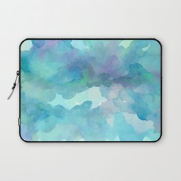 Breathing Under Water (Ocean Clouds) Laptop Sleeve