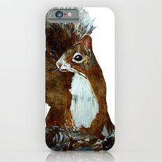 Woodland Red Squirrel  iPhone 6 Slim Case