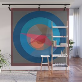 Roundel Wall Mural
