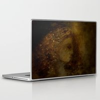 agnes Laptop & iPad Skins featuring st agnes' eve by Imagery by dianna