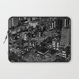 Asakusa, Japan in BW Laptop Sleeve