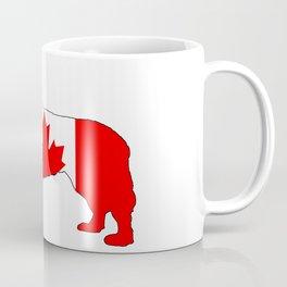 """Newfoundland Dog """"Canada"""" Coffee Mug"""