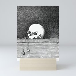 Memento Mori Mini Art Print