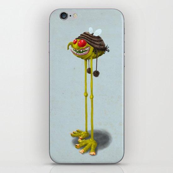 I'M SOOooo CUTE & NICE! WHY YOU PEOPLE DON'T SEE THAT? iPhone & iPod Skin
