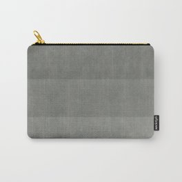 """""""Spring light grey horizontal lines"""" Carry-All Pouch"""