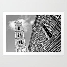 Florence: Duomo 2 Art Print