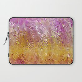 Pink Wave Laptop Sleeve