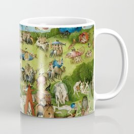 The Garden of Earthly Delights by Hieronymus Bosch Coffee Mug