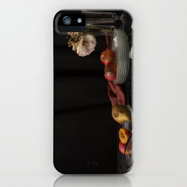 Still life of decay iPhone Case
