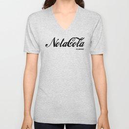 Nota-Cola Unisex V-Neck