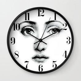 Lina Cavalieri Wall Clock