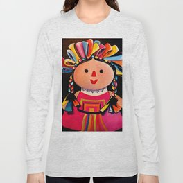 MEXICAN MARIA DOLL*** Long Sleeve T-shirt