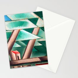 Josef Capek Waterside Stationery Cards
