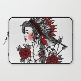 Robbin Red Breast Laptop Sleeve