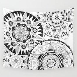 Mandala Series 02 Wall Tapestry