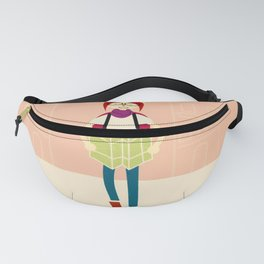 Adventure and exploring world. Fanny Pack