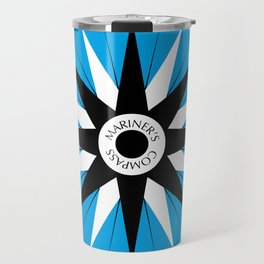 Mariner's Compass Travel Mug