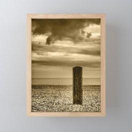 I have Time Framed Mini Art Print