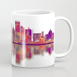 Stuttgart Germany Skyline Coffee Mug