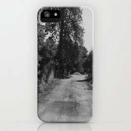 Unknown Pathway iPhone Case
