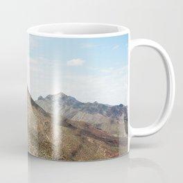 El paso mountains Coffee Mug