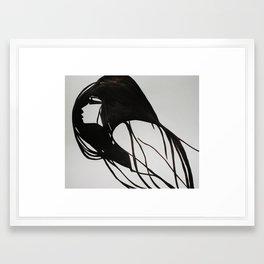 ORGASM  #society6  #decor #buyart Framed Art Print