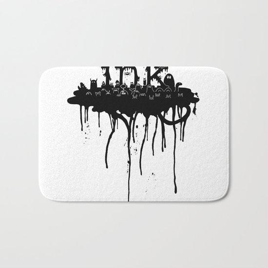 Ink Bath Mat