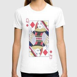 Ariadne Queen of Dreams and Diamonds T-shirt