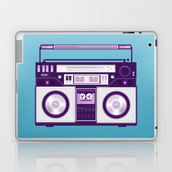 Listen to my... Laptop & iPad Skin