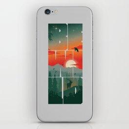 Be Wild iPhone Skin