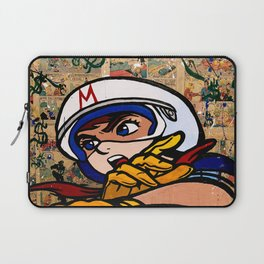 No Stopping Any Time Laptop Sleeve
