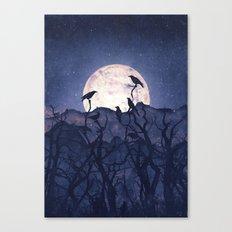 Midnight Chorus Canvas Print