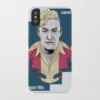 pagan iPhone & iPod Cases featuring Pagan Min by King Arnanda