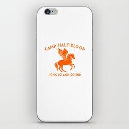 Camp Half Pegasus iPhone Skin