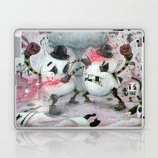 Pillow Fight!!! Laptop & iPad Skin