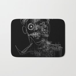 Monster in your mind Bath Mat