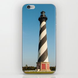 American Icon, Cape Hatteras Lighthouse iPhone Skin
