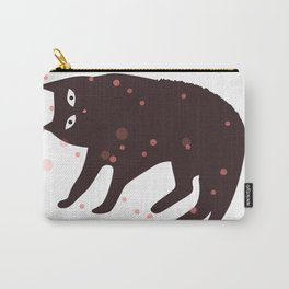 Tickle My Tum Cat Carry-All Pouch