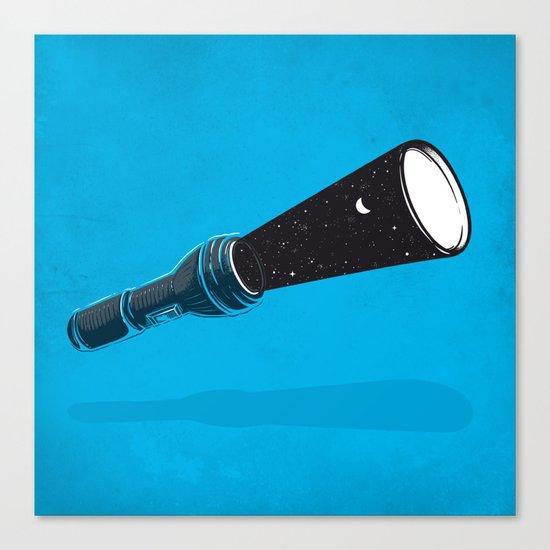 Star Light Canvas Print