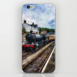 Steam Train Journey iPhone Skin