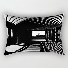 Shadows and Light Rectangular Pillow
