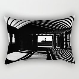 Shadows and Light Rectangular Pillow